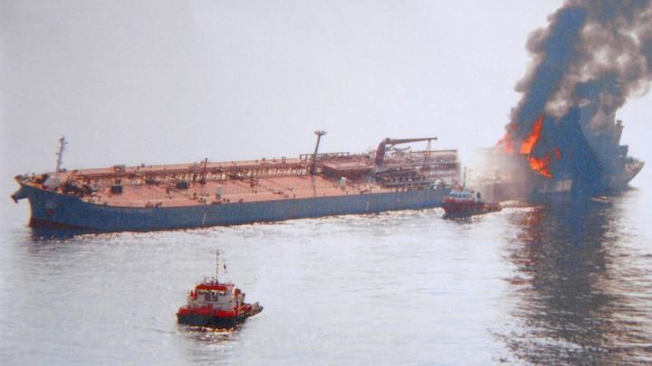 Обнаружено пятно: Крушение судна Grande America может обернуться экологической катастрофой для Атлантики