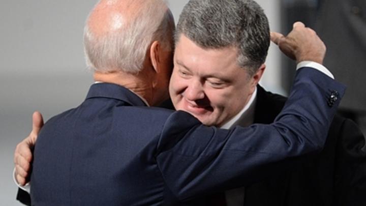 Политолог считает Порошенко мишенью для Байдена: Американцы своих союзников не ценят