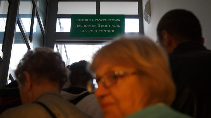 Очередь - как в поликлинике: Россия объяснила пробки на белорусской границе. Виноват COVID-19