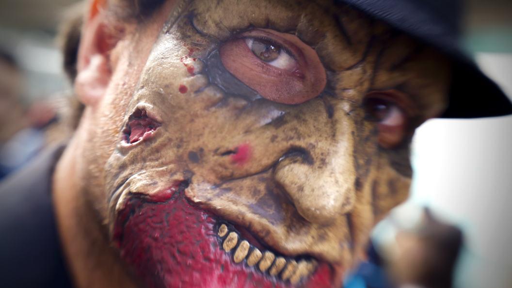 По Англии стремительно распространяется «зомби-вирус»