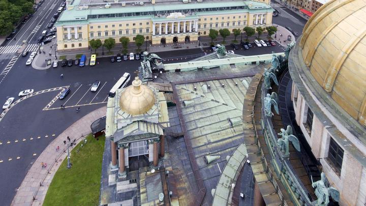 Полтавченко обговорил с Патриархом Кириллом все вопросы передачи Исаакия