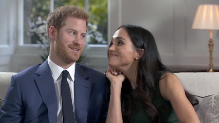 Королевская семья определилась с местом свадьбы принца Гарри
