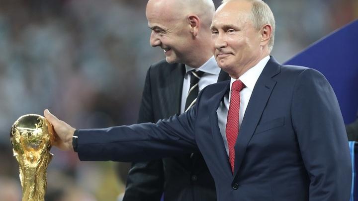 «Просто Путин любит дорблю»: Реакция соцсетей на финальный матч ЧМ-2018