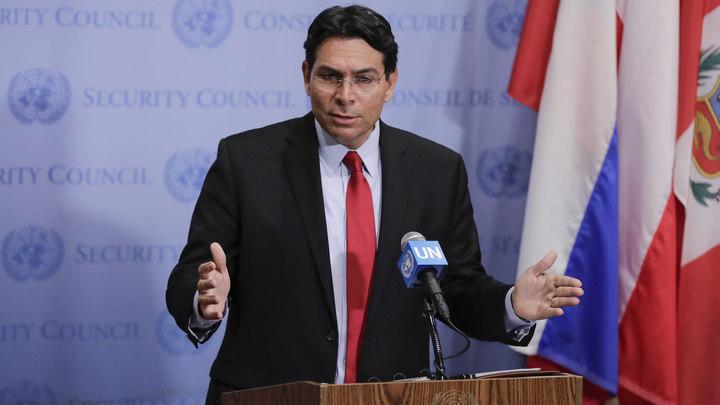 Израиль объяснился перед ООН за сбитый самолет ВВС Сирии