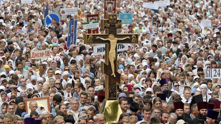 Украина в шаге от нового раскола и религиозной войны
