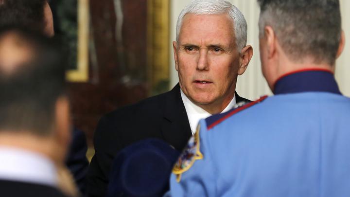 Вице-президент США отправится в польский концлагерь