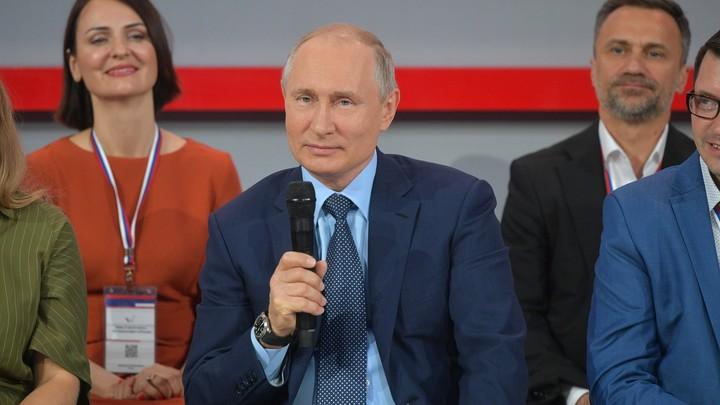 Всё связано с Владимиром Путиным: Шеф-редактор The Washington Post восхитился Сочи