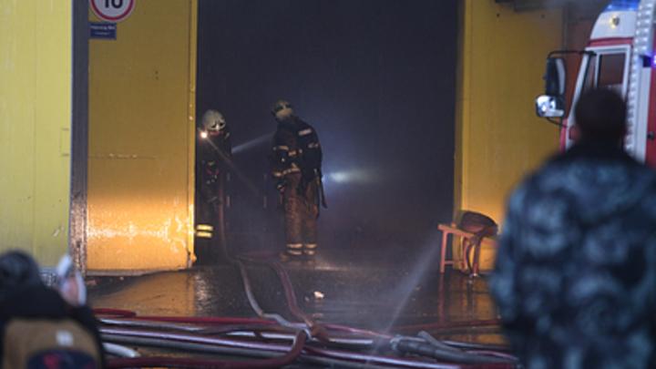 Прикованы к кроватям и обречены на смерть: Источник рассказал, кто горел в хосписе в Подмосковье