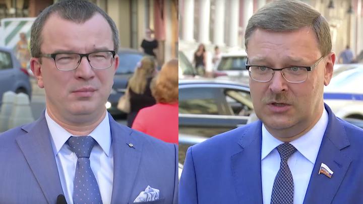 Константин Косачев: Брекзит - это провал Еврокомиссии