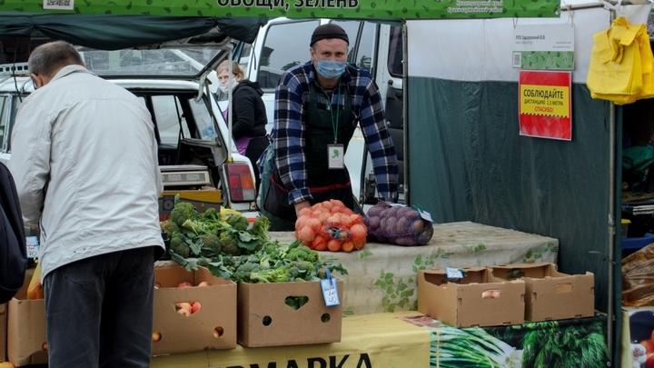Ярмарки в Краснодаре: 14 ноября фермеры будут работать на 16 адресах