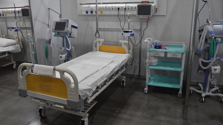 К сожалению, у нас есть потери: Глава Осетии назвал причину смерти 9 пациентов в больнице