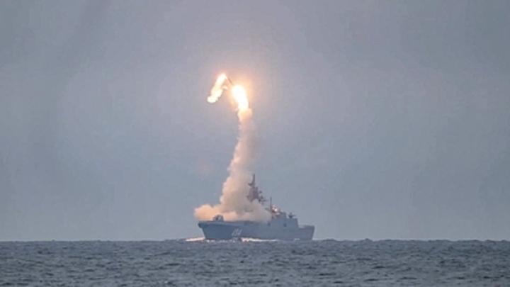 Японцы усмотрели скрытый смысл в запуске русского убийцы авианосцев
