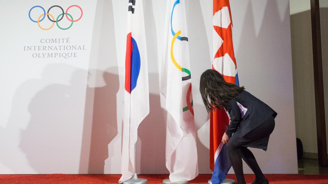Сборная РФ похоккею пропустит церемонию открытия Олимпиады