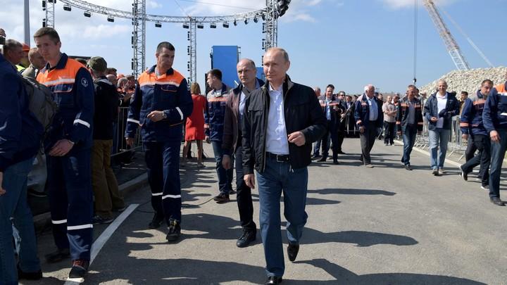 100 лет не предел: Генподрядчик дал гарантии по Крымскому мосту
