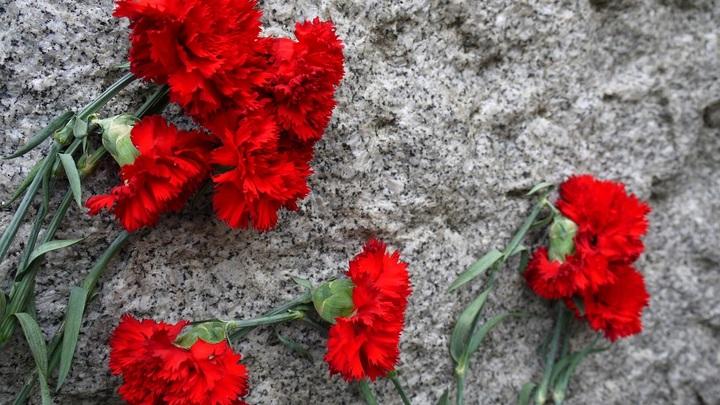 Более 200 человек пришли на прощание с погибшими в Сирии русскими героями