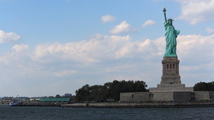 Ученые предсказали затопление Нью-Йорка через 300 лет