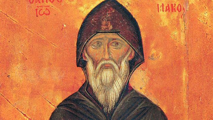 Преподобный Иоанн Лествичник. Православный календарь на 12 апреля