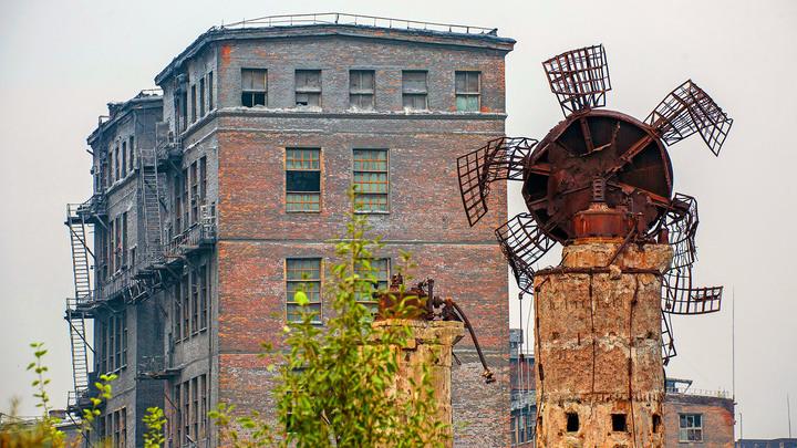 Как после ядерной войны: В России заводы уничтожены. Очередь Белоруссии