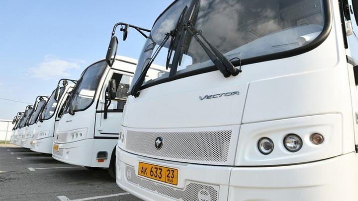 В Краснодаре продлят маршрут автобуса № 78 до новых ЖК на Западном Обходе
