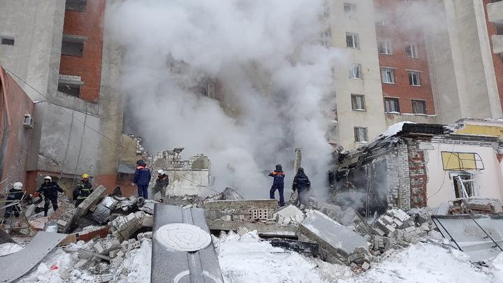 Пострадавшим от взрыва суши-бара в Нижнем Новгороде семьям выплатят по 10 тысяч рублей
