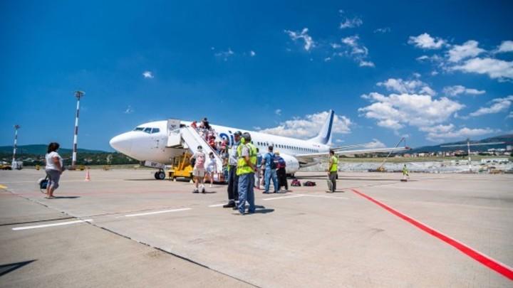Санкт-Петербург и Геленджик свяжет прямой авиарейс