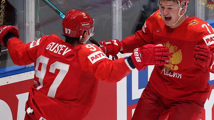 Россия — Финляндия, первый полуфинал чемпионата мира по хоккею. Прямая трансляция