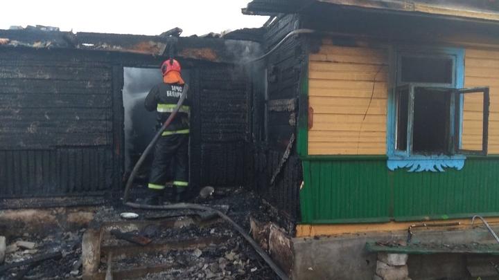Житель Гродненской области спас соседа, рискуя собственной жизнью