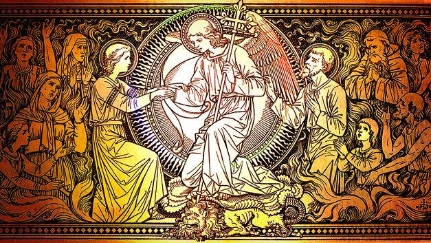 Святитель Николай Сербский о так называемых экономических законах и Суде Божьем
