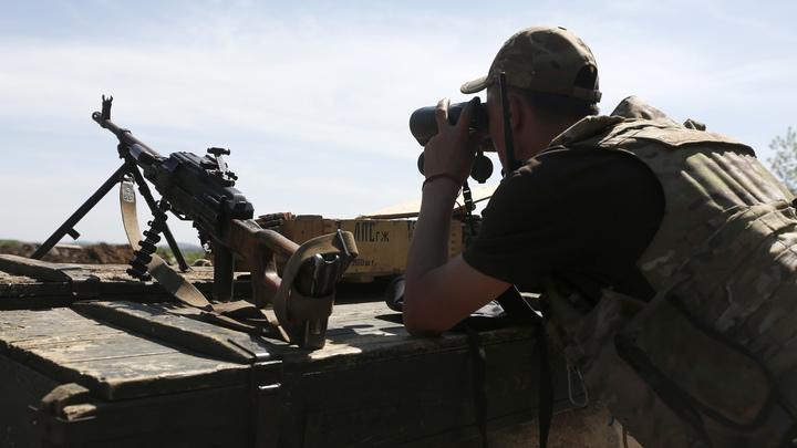 ОБСЕ: На линии соприкосновения в Донбассе ничего не менялось три года