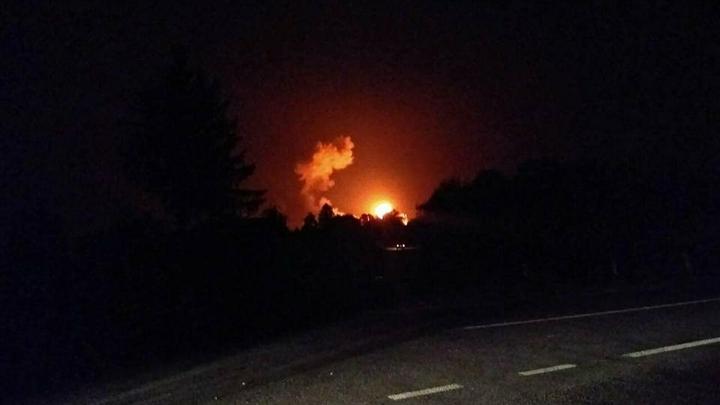 Девять домов вокруг склада под Винницей пострадали при взрывах