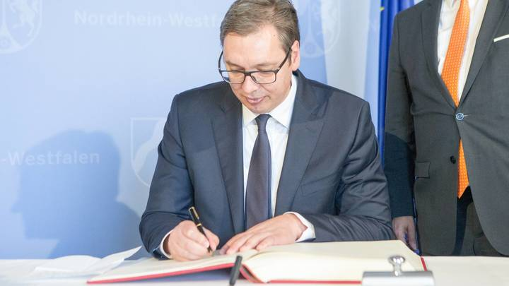 «Обман, угрозы и ложь» вынудили главу Сербии отказаться от переговоров с лидером Косова