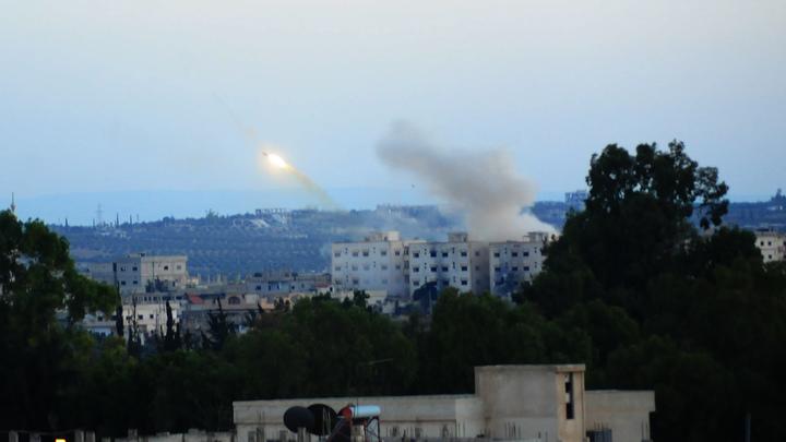Присутствие боевиков сохраняется в 3-х районах Сирии— Лаврентьев