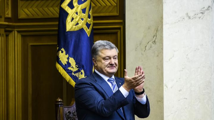 «О конституции и правах граждан забыть»: В указе Порошенко предусмотрели отсрочку выборов президента