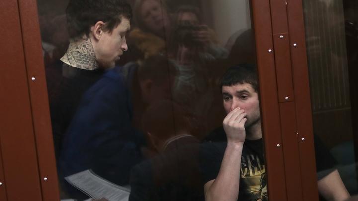 Кокорин обратился к корреспондентам спросьбой после совещания суда
