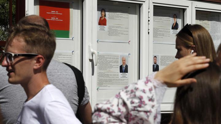 У Тихановской 78,5%: Автор NEXTA сообщил о результатах белорусских выборов в Москве