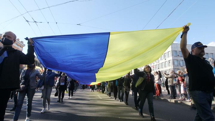 Нацисты в рясах: Легойда не смолчал после выходки украинских раскольников