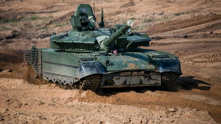 Выдержали Арктику - выдержат и морозы на Дальнем Востоке: Восточный военный округ получил реактивные танки Т-80БВМ