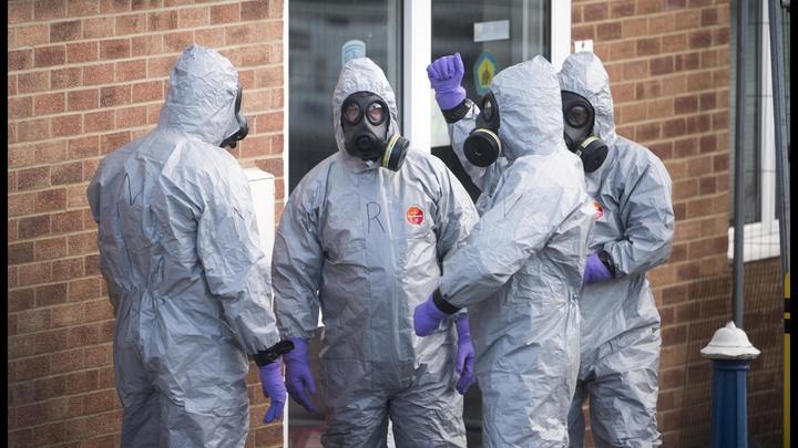 Английские СМИ поведали о обновленной версии полицейских поотравлению Скрипалей
