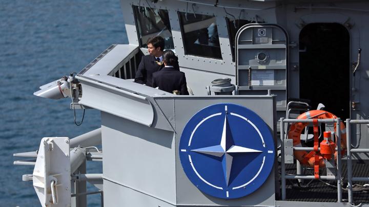 Россия — хозяин на Чёрном море. Что и демонстрирует НАТО