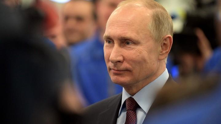 Водоросли, Хочу на Луну и бай-бай - Какими плакатами удивляли Путина