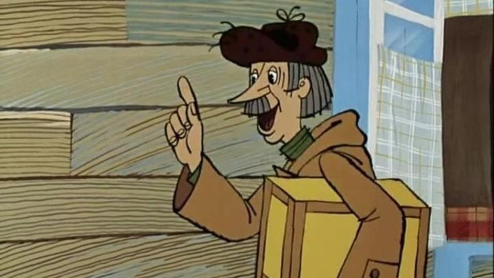 Почтальону Печкину нарисовали возлюбленную, потому что он это заслужил