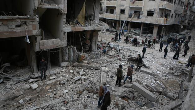 Сирия в огне: Стали известны подробности теракта в провинции Идлиб