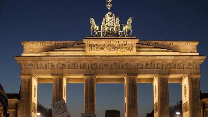 PNN: Бывшая ГДР встречает войска США и НАТО нескрываемым антиамериканизмом