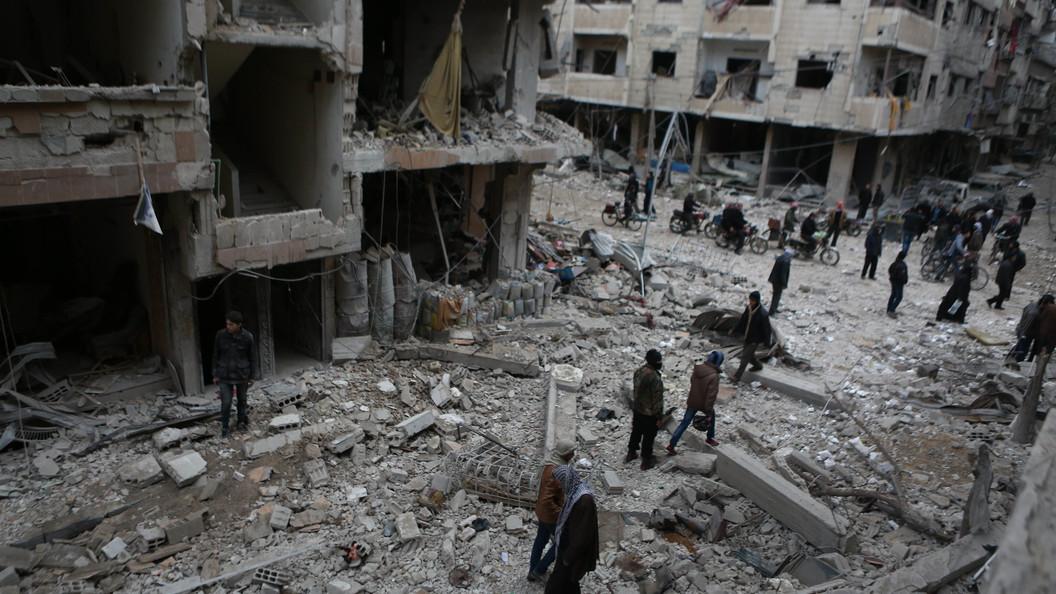 США обвинили Дамаск в несоблюдении перемирия взоне деэскалации