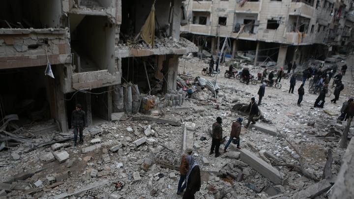 Госдеп США пригрозил наказать Сирию за «авиаудары» в зоне деэскалации