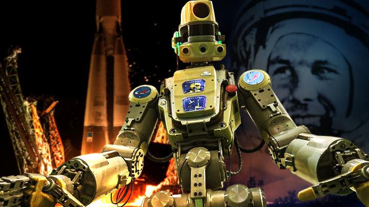 Робот Фёдор – герой Галактики