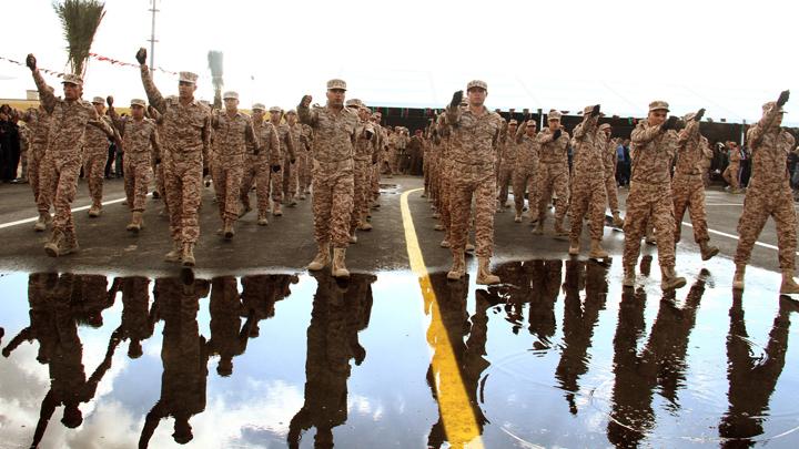 Там будет российская база? Для чего военные берут власть в Ливии