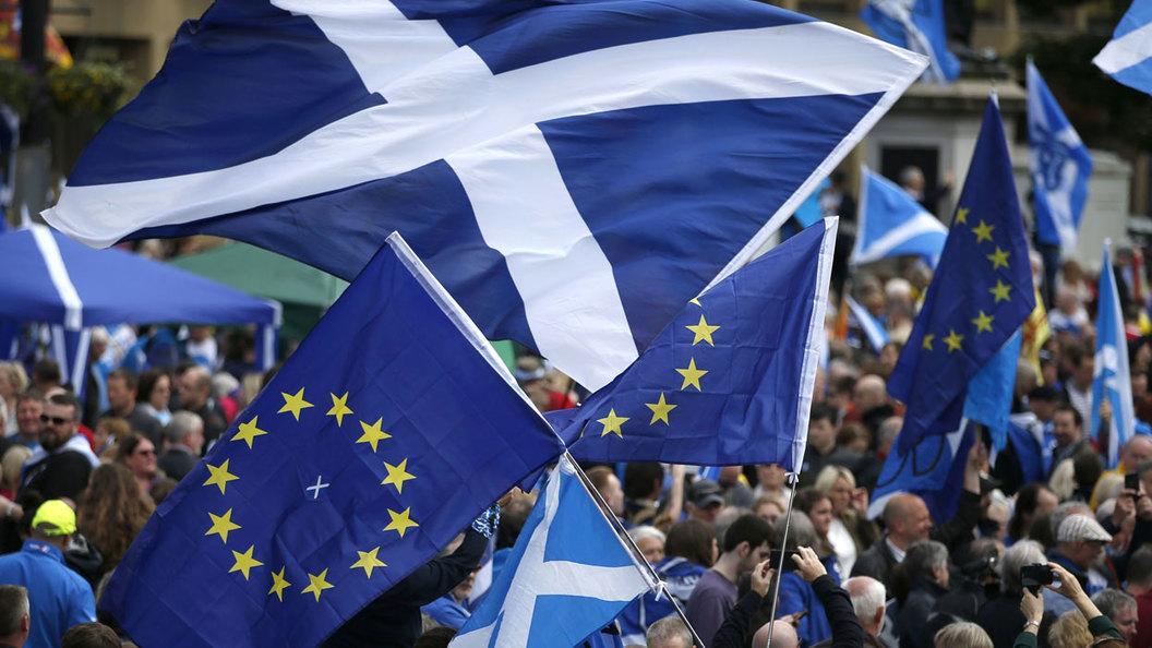 Что на уме у шотландских сепаратистов?
