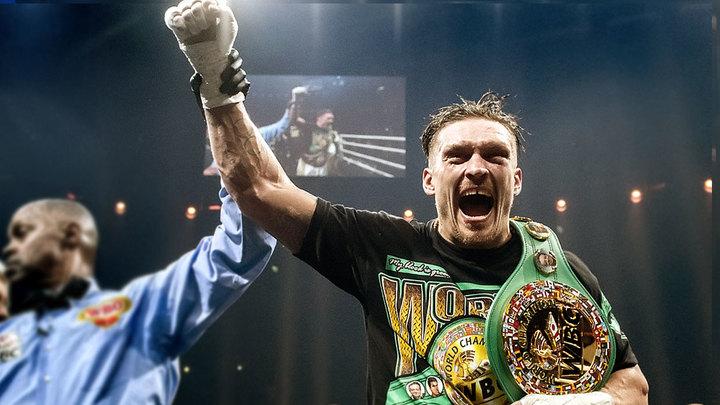 Украинский боксёр Усик победил. Почему мы его поддерживаем