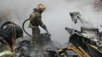 Антенная мачта могла стать причиной падения вертолета Ми-8 в Хабаровске - МАК